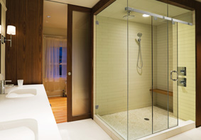 fittings and systems for shower screens