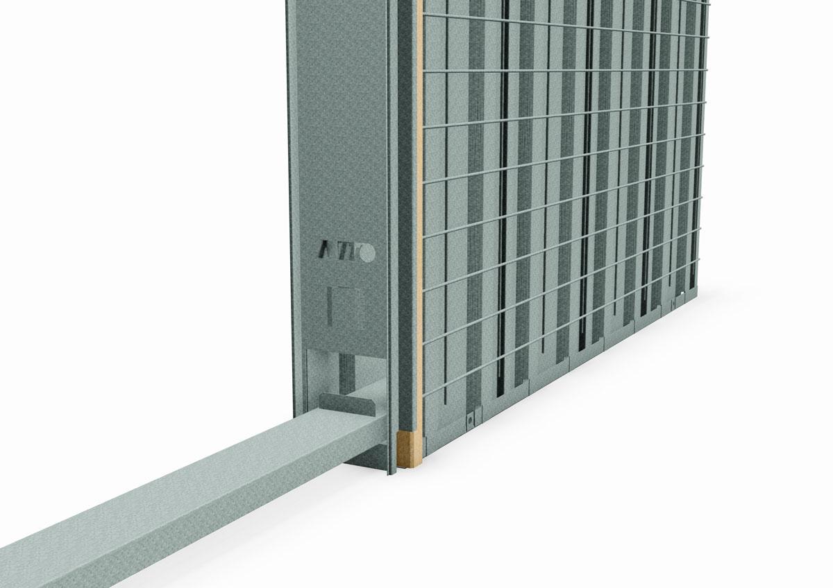 Imagen 5 BK-40 kit puertas correderas armarios