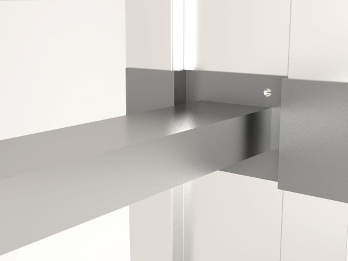 Imagen 3 BK-10 herrajes puertas plegables