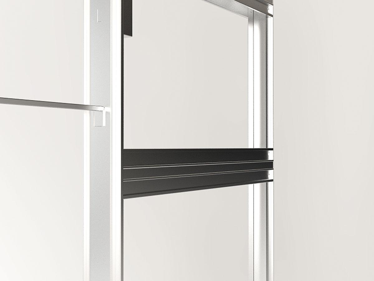 Imagen 4 BK-20 kit puerta corredera