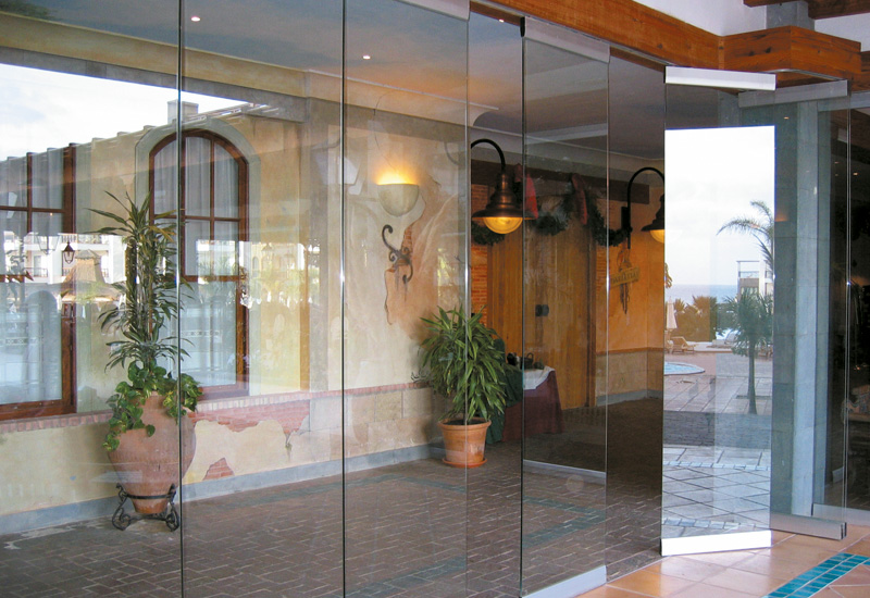 PARKING GLASS (250 kg)