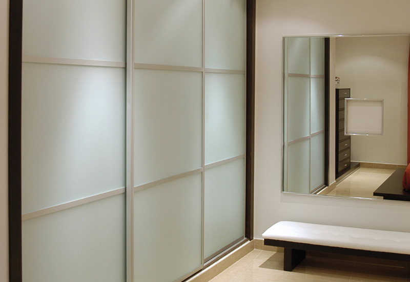 Glass Sliding Door Systems For Cabinets And Furniture Saheco