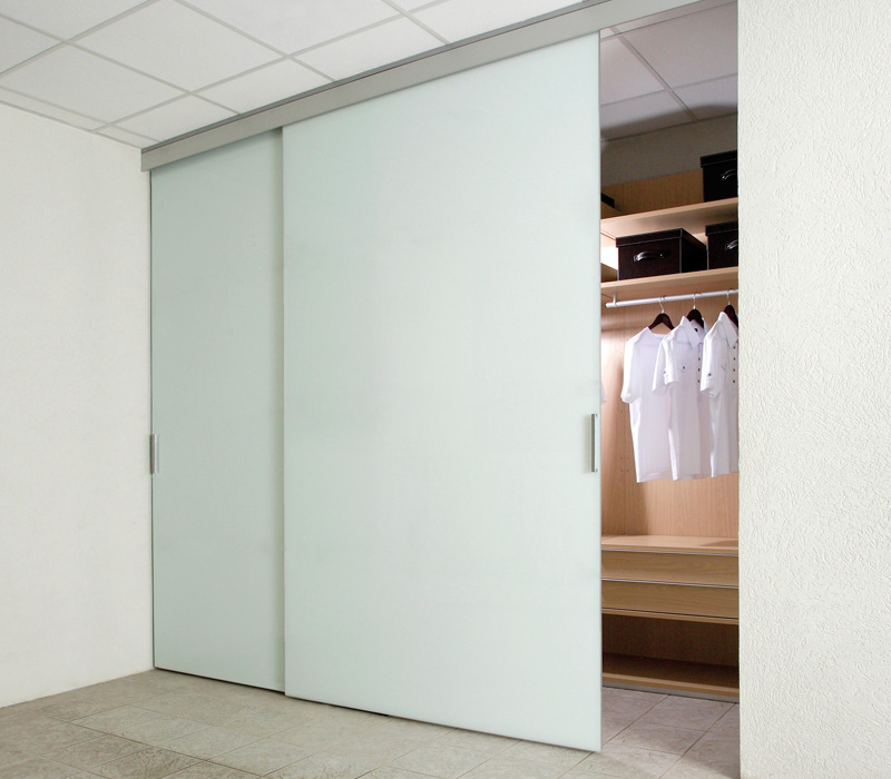 GLASS FURNITURE AND WARDROBE SYSTEMS