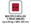 ESPECIFICACIONES - Ancho Multiplo Roller T. Prog. Sincro SF
