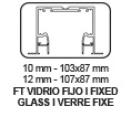 PERFIL - 10mm-103x87mm - 12mm-107x87mm FT VF